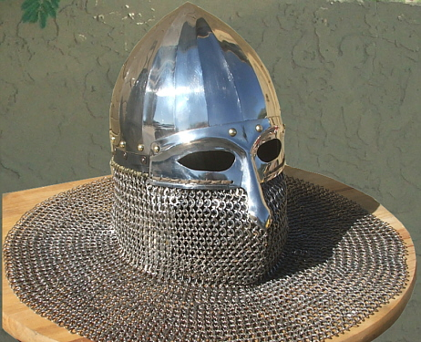 making chainmail armor